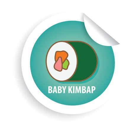 baby kimbap