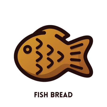 fish bread Banco de Imagens - 79156881
