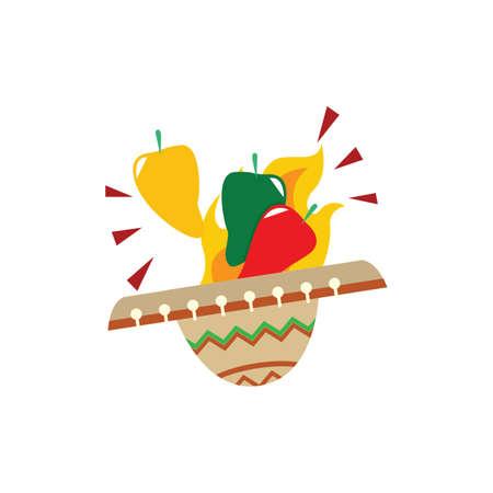Mexico design Illustration