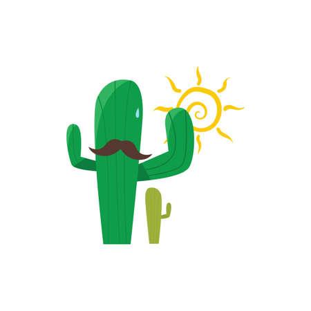 Kaktuspflanze Standard-Bild - 79156471