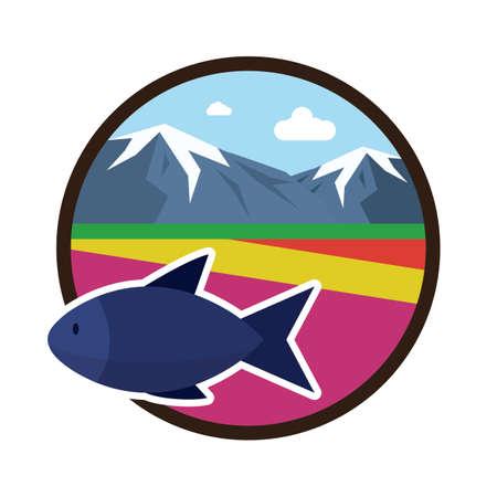 fish Stock Vector - 79157499