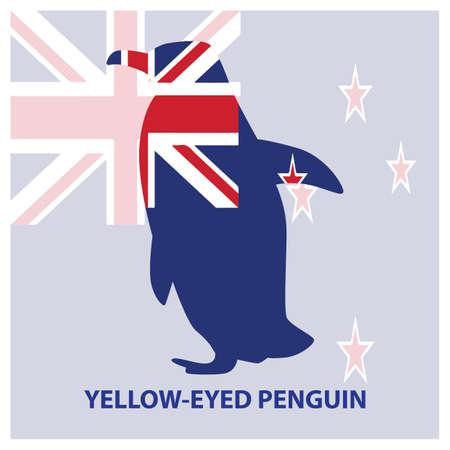 yellow-eyed penguin