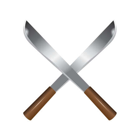 knives Illusztráció