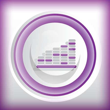 GAliseur audio Banque d'images - 79153808