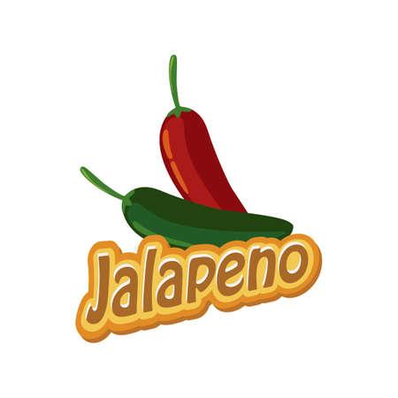 jalapeno Иллюстрация