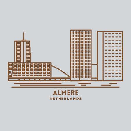 almere Ilustrace