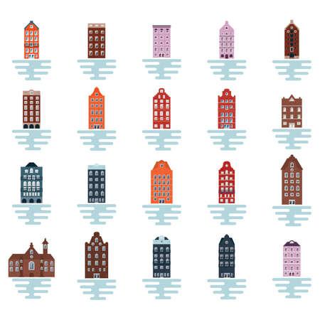 建物のアイコン集