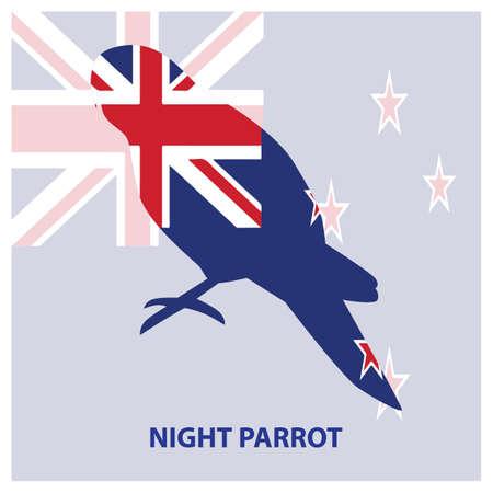 furtive: night parrot