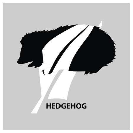 hedgehog Stock Vector - 79181257