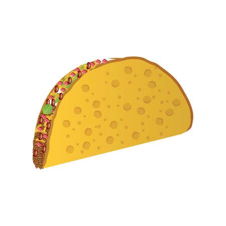 tacos Illustration