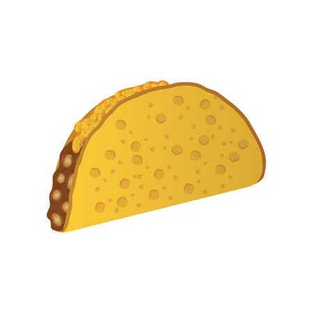 Tacos Standard-Bild - 79186389