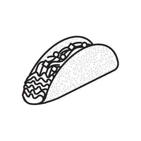 Tacos Foto de archivo - 79186427