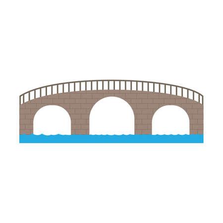 ブリッジ  イラスト・ベクター素材