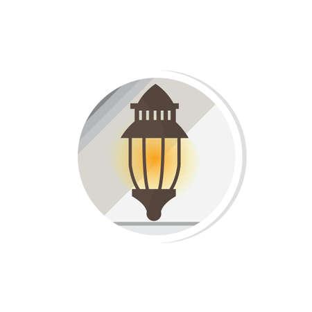 street lamp Illustration