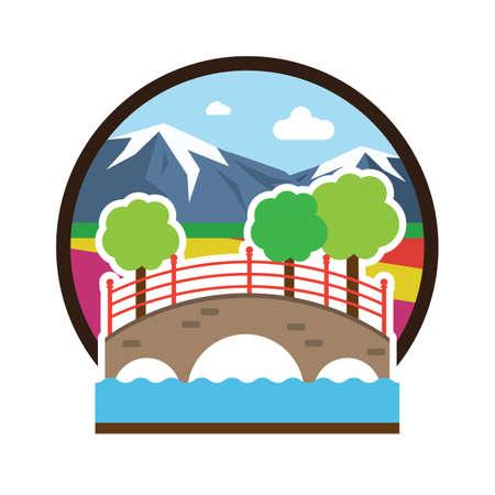 bridge Ilustrace