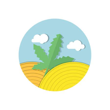 marijuana leaf Ilustracja