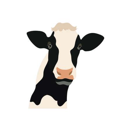 cow Stock Vector - 79186787
