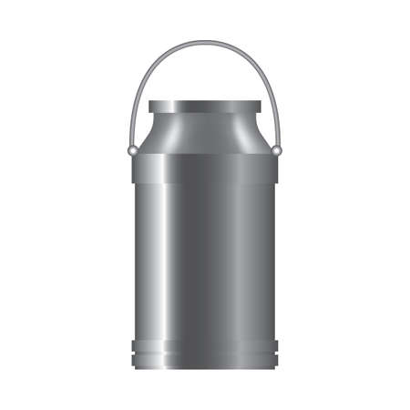 milk canister