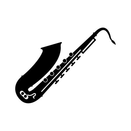 saxophone Illustration