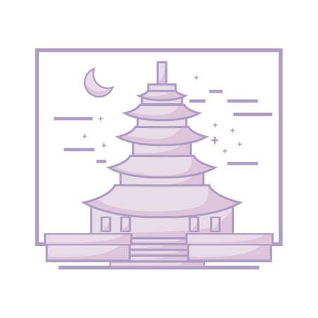 Museo folclórico nacional de corea Foto de archivo - 79186810