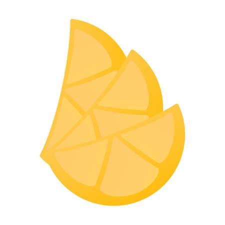 lemon slices Reklamní fotografie - 79187105