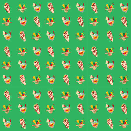 mexico pattern design Ilustrace