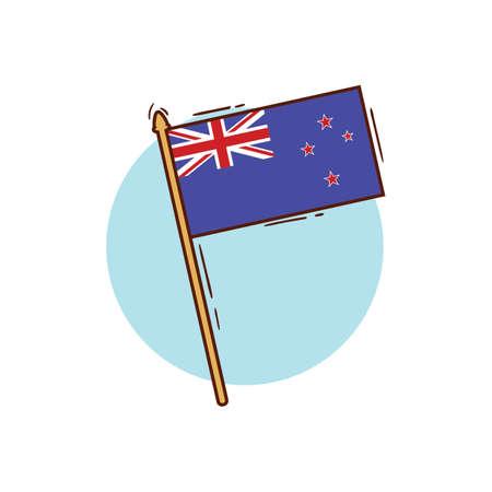 뉴질랜드 국기