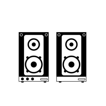 speakers Ilustração