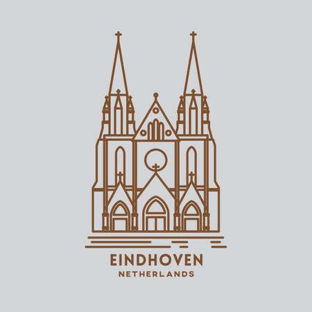 Eindhoven Standard-Bild - 79187365
