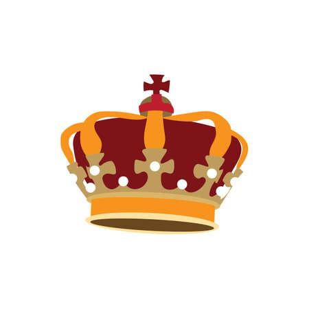 Corona de países bajos Foto de archivo - 79187633