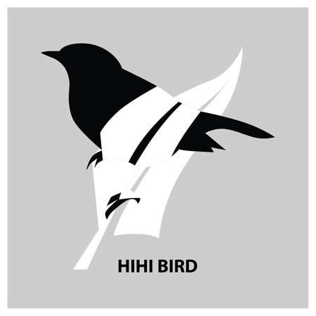 hihi bird