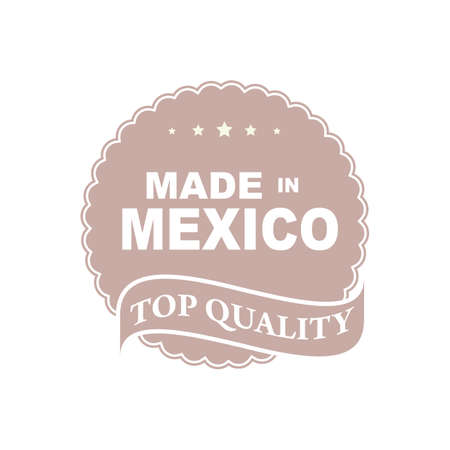 mexico product label design