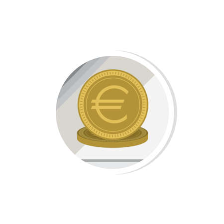 euro currency Illustration