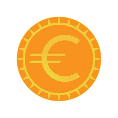 Euro-Währung Standard-Bild - 79187980
