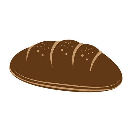 パン  イラスト・ベクター素材