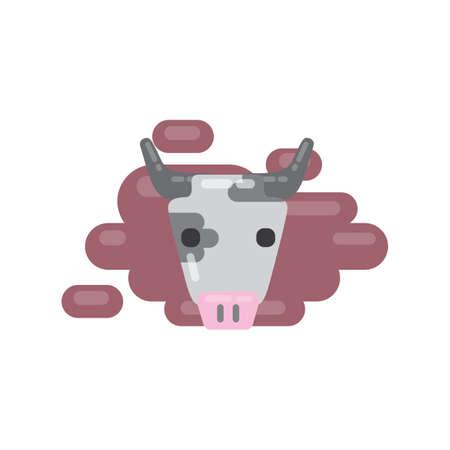 cow Reklamní fotografie - 79188293