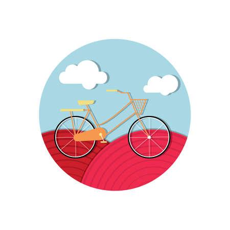 bicycle Ilustracja