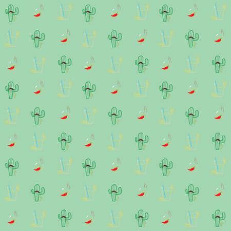 mexico pattern design Stok Fotoğraf - 79160357