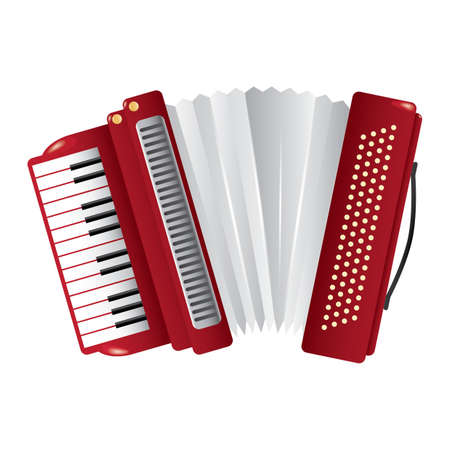 aerophone: accordion