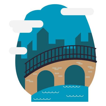 アムステルダムの運河を橋します。 写真素材 - 79188650