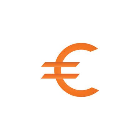 Währungssymbol der Europäischen Union Standard-Bild - 79188659