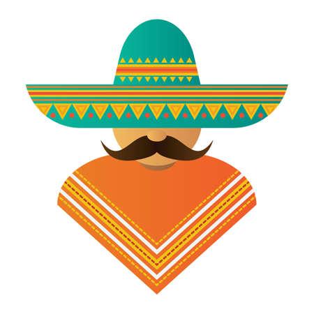 멕시코 디자인 일러스트