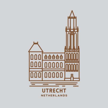 Utrecht Standard-Bild - 79188738