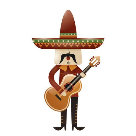 traje mexicano: mexico design