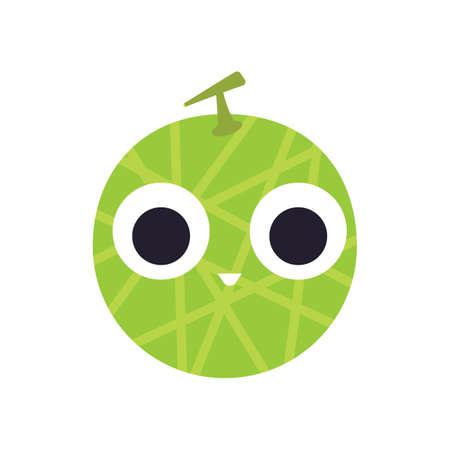 Cantaloup-Melone Standard-Bild - 79189049