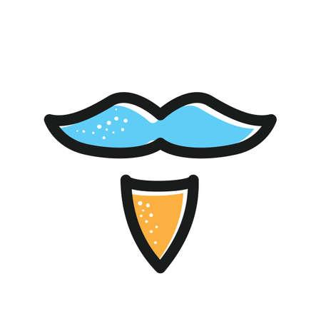 mustache design