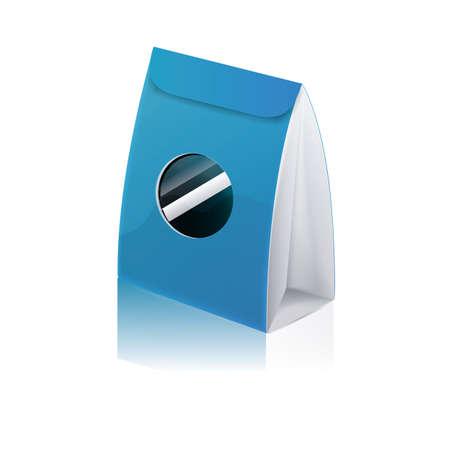 ontwerp van verpakking Stock Illustratie