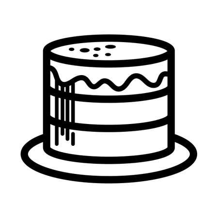 cake Stock Vector - 79216216