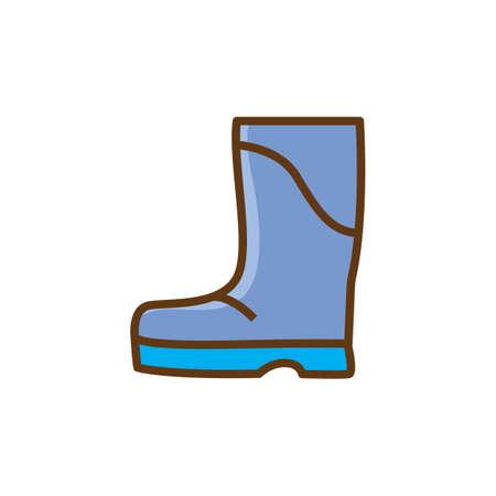 wandelende laarzen