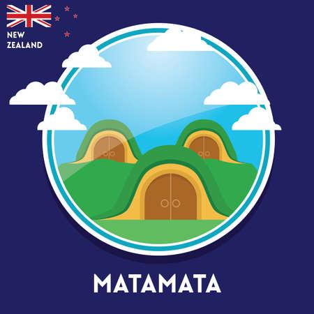 Matamata Foto de archivo - 79216396